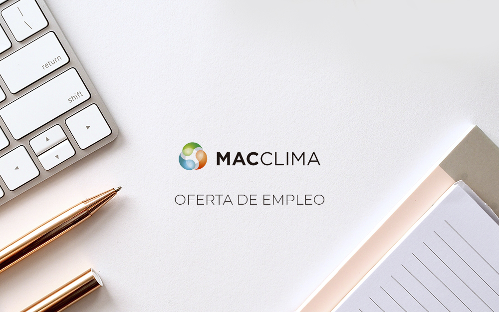Nueva plaza MAC-CLIMA