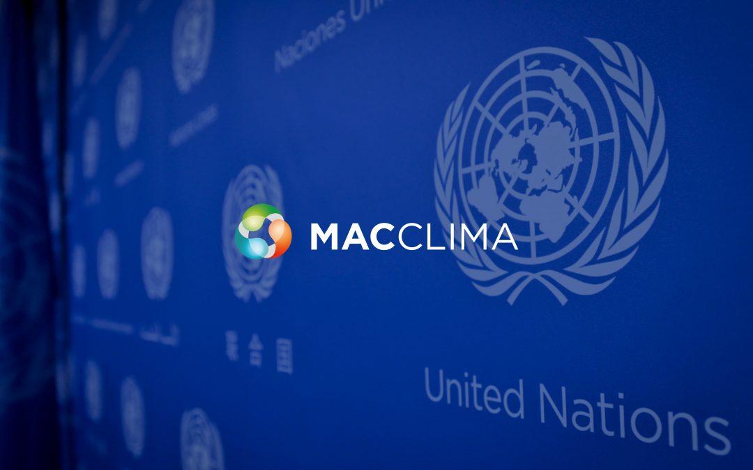ONU Cambio Climático, acoge con satisfacción el resumen del IPCC para responsables de políticas sobre la base científica del cambio climático